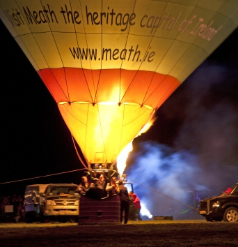 Visit Meath Balloon