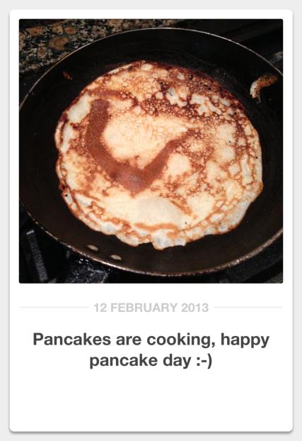 Pancake delight