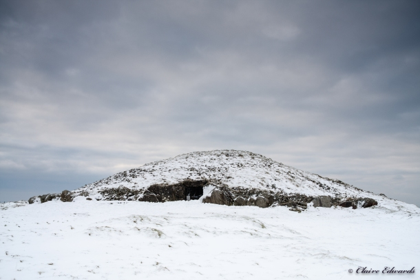 Loughcrew Entrance