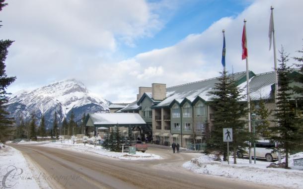 Rimrock Resort Hotel 25th December 2014