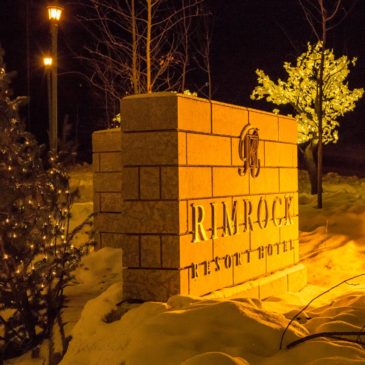 Clouise-14014-December 28 2014 & Christmas Magic at The Rimrock Resort Hotel Banff   A Yorkshire ... azcodes.com